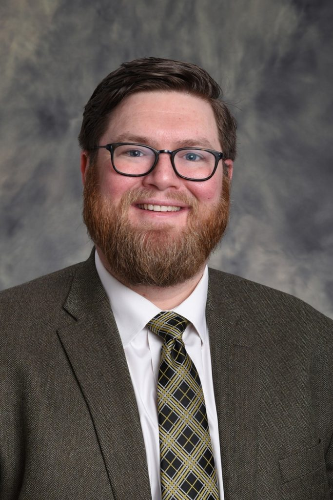 Photo of Dr. Darrin Wilson from Northern Kentucky University